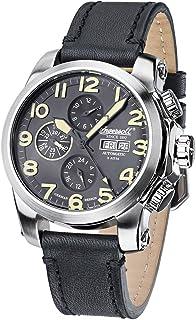 インガーソル 腕時計 アメリカブランド 自動巻 フルカレンダー 限定生産品 Pomo IN2301SBK [並行輸入品]