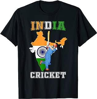 Indian Batsman Shirt - India Cricket Cup Fan T-Shirt