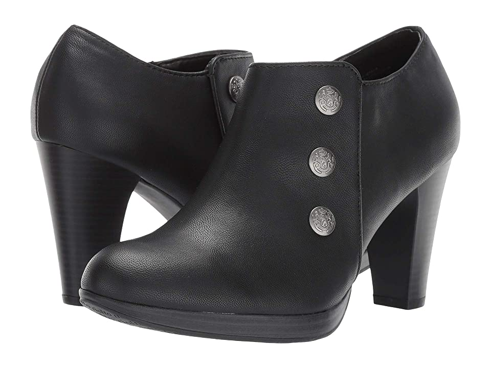 Rialto Penston (Black/Smooth) Women