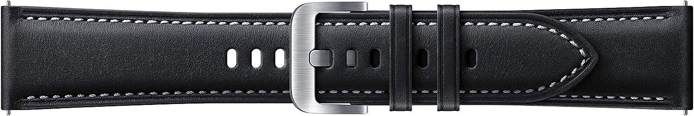 Samsung Stitch Leather Armband Et Slr84 Uhrenarmband Elektronik
