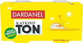 Dardanel Ekonomik Ton Balığı 160 Grx2 (Total 320 Gr)