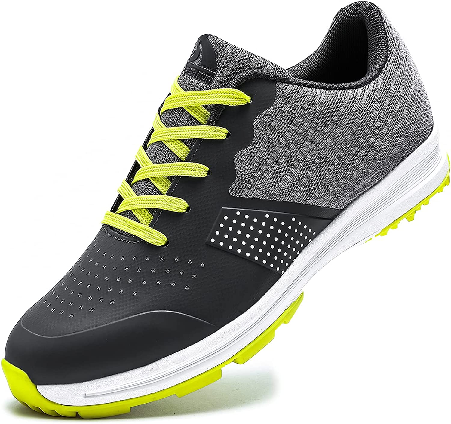 Thestron Men's Golf Shoes Walking Sports Training High material Price reduction Sneakers