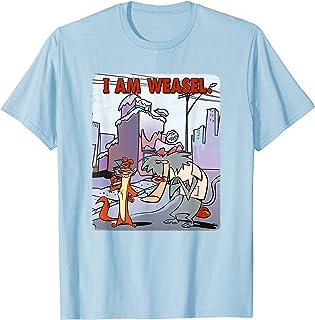 Cartoon Network I Am Weasel & Baboon T-Shirt
