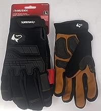 husky goat leather gloves
