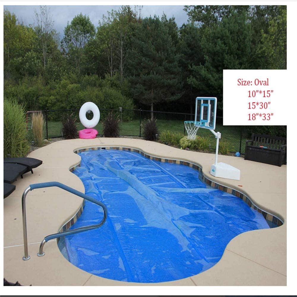 Pool Covers Swimming Tub Round Solar Outdoor Bubble Blanket Accessories Reliable