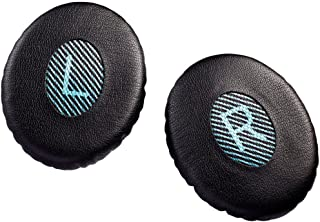Bingle Replacement Ear Cushions Kit Exact Replacement Ear Pads for Bose OE2 OE2i Sound Link On-Ear Headphones - Black (BOE2B)