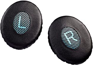 Bingle Replacement Ear Cushions Kit Exact Replacement Ear Pads for Bose SoundLink On-Ear 2, OE2, OE2i and Bose SoundTrue On-Ear Headphones - Black (BOE2B)