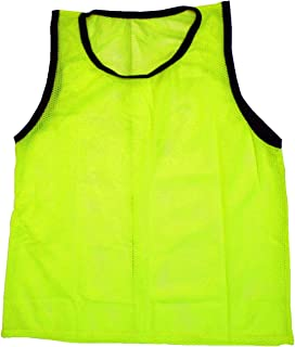 BlueDot Trading Youth Sports Pinnie Scrimmage Training Vest