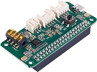 ReSpeaker 2-Mics Pi HAT،(قبعة Raspberry Pi ،لوحة توسيع Raspberry Pi ) صوت ذكي توسيع ميكروفون مزدوج wm8960، مصمم لتطبيقات ذ...
