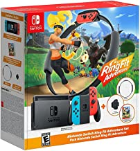 Nintendo Switch Console with Ringfit