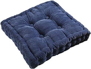 Cojín de asiento, confortable, grueso, cuadrado, para casa, coche, sofá o silla de escritorio