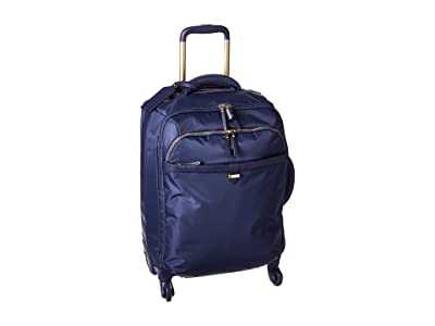 Lipault Paris Plume Avenue 23 Spinner (Night Blue) Luggage