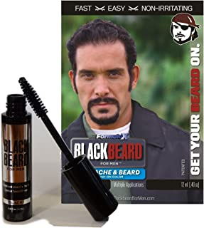 Blackbeard for Men Formula X - 1-pack (Black)