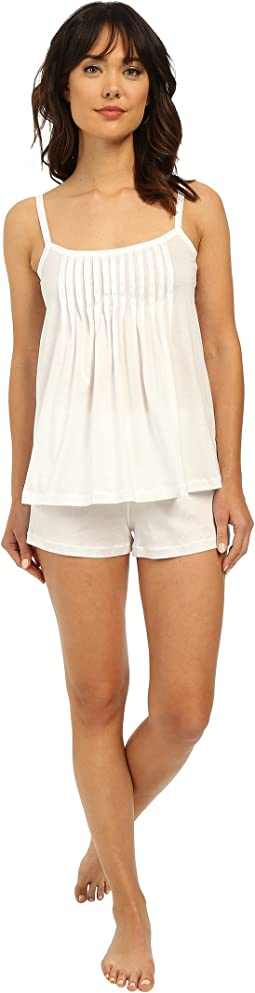 Hanro Juliet-Basic Short Pajama