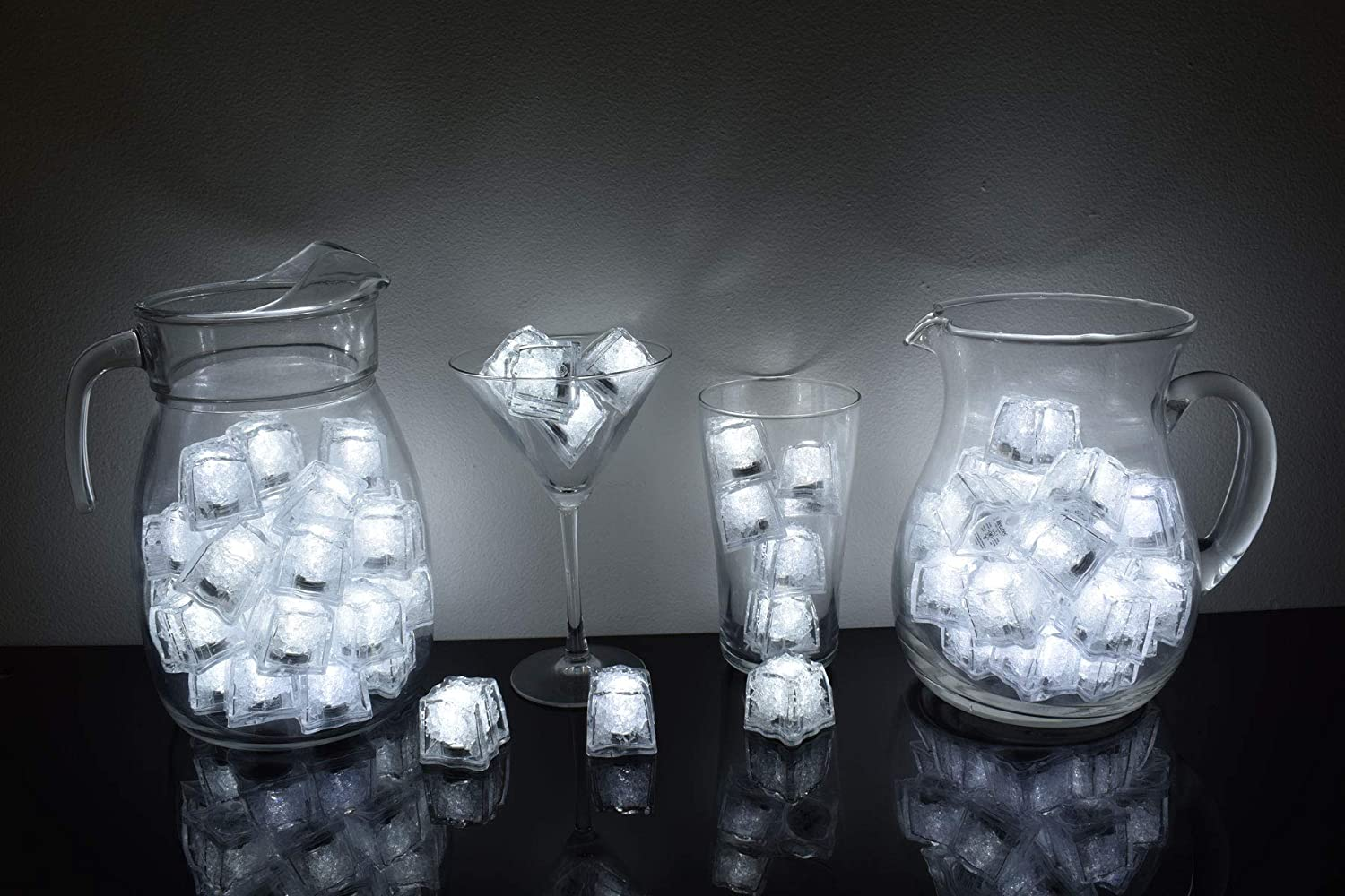 Litecubes Brand 3 Mode White Light Cubes up Ice Easy-to-use LED 67% OFF of fixed price 72