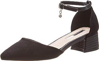 XTI 32093, Zapatos de tacón con Punta Cerrada para Mujer