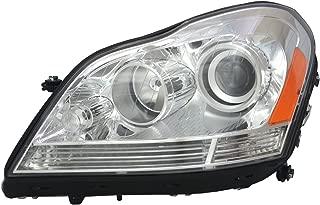 TYC 20-9382-00-1 Mercedes-Benz Left Replacement Head Lamp