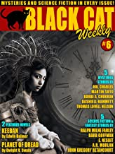 Black Cat Weekly #6: Mystery and Science Fiction Novels and Short Stories