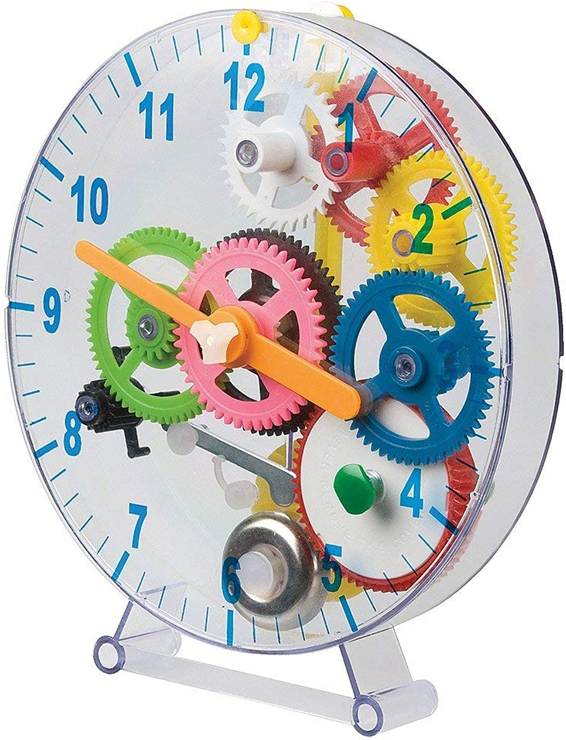 3 x Make Your Own Mechanical Clock 31 Pieces