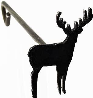 Branding Iron White Tail Deer 3
