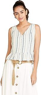 Lee Cooper Women 3017725 LCU20STRPTOP Shirts & Blouses