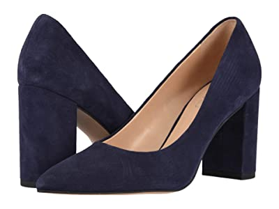 Franco Sarto Palma (Midnight Suede) Women