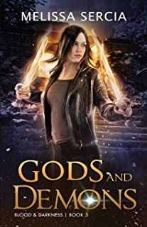 Gods and Demons (Blood and Darkness)