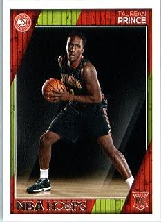 2016-17 Panini NBA Hoops #272 Taurean Prince Atlanta Hawks Basketball Rookie Card