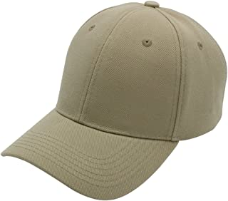 7d96ca7a721 Top Level Baseball Cap Men Women - Classic Adjustable Plain Hat