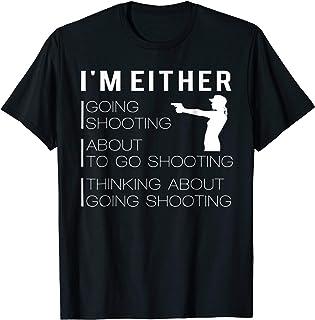 I'm either - gun - about to gun - thinking about gun