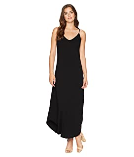 Rylie Rayon Front To Back Maxi Dress