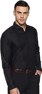 Jack & Jones Men's Solid Slim fit Formal Shirt
