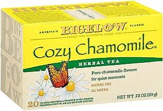 Bigelow Cozy Chamomile Herb Tea (3x20 bag)
