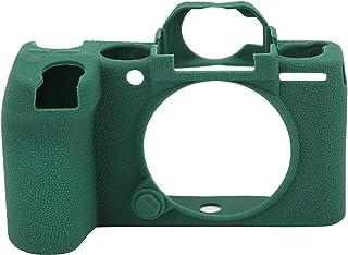 Miękki Silikonowy Futerał Ochronny na Aparat do Fujifilm X ‑ S10(Zielony)