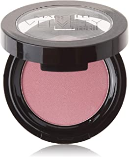 Marcelle Velvety Blush, Pretty Pink, Hypoallergenic and Fragrance-Free, 0.11 oz