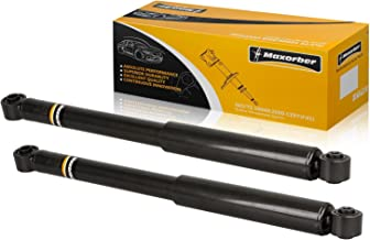 Maxorber Rear Pair Shocks Struts Absorber Compatible with Infiniti QX4 1999-2003 Shock Absorber