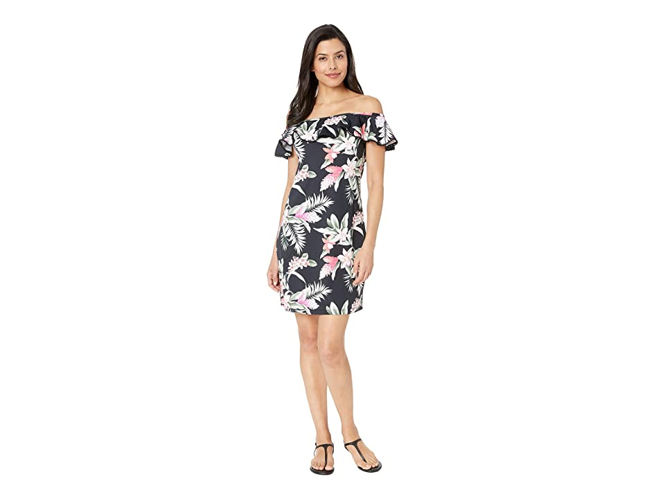 Tommy Bahama - Tommy Bahama Gingerflower Ruffle Spa Dress