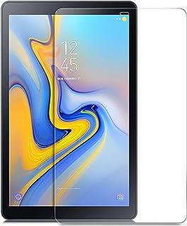 Samsung Galaxy Tab A 10.5 Tempered Glass Screen Protector HD Screen Protector for Samsung Galaxy Tab A 10.5 2018 SM-T590(W...