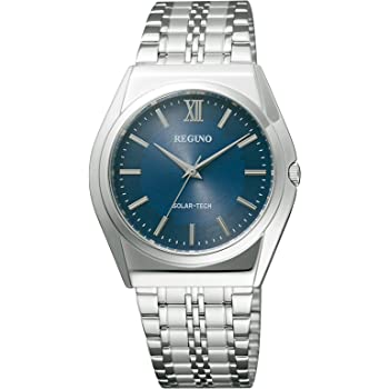 [シチズン]CITIZEN 腕時計 REGUNO レグノ ソーラーテック スタンダードモデル RS25-0041C メンズ