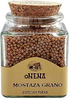 Onena Mostaza Grano Especias 65 g
