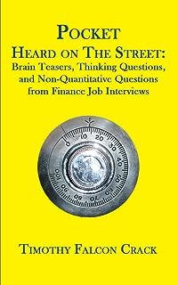 Best quantitative finance brain teasers Reviews