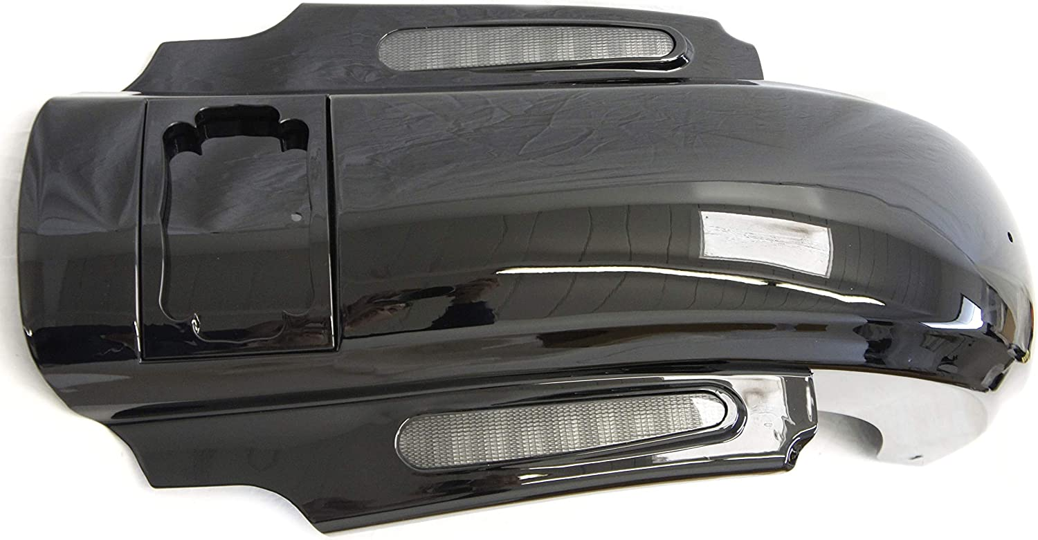 CVO Dual Cut High quality Out Genuine Stretched Extended Lights for Fender LED Rear w