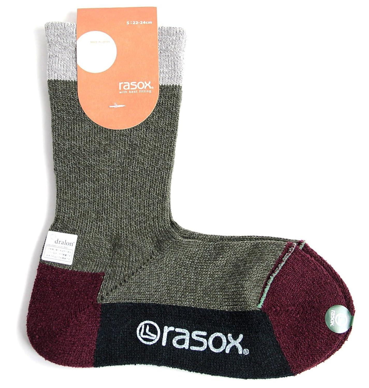(ラソックス) rasox 靴下 ソックス SP140CR01