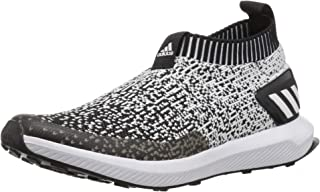 adidas Originals Kids' RapidaRun Laceless Knit Running Shoe