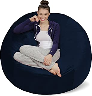 Sofa Sack – Plush Ultra Soft Bean Bags Chairs for Kids, Teens, Adults –..