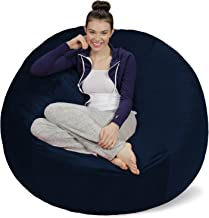Sofa Sack - Plush Ultra Soft Bean Bags Chairs for Kids, Teens, Adults - Memory Foam Beanless Bag Chair with Microsuede Cov...
