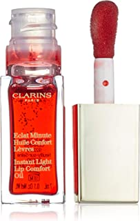 Clarins Instant Light Lip Comfort Oil - # 03 Red Berry, 7 ml