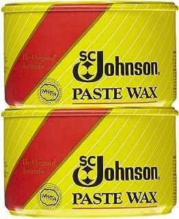 johnson floor wax paste