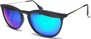 FIKO - Moscow Special - Gafas de sol polarizadas estilo retro para hombre o mujer, estilo vintage unisex