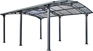 Best carport with gutters Reviews